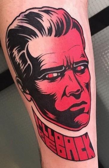 Gennaro Varriale best of tattoo geek terminator