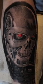 John Byrne best of tattoo geek terminator