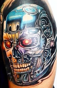 Kink Tattoo bali best of tattoo geek terminator