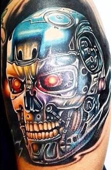 Kink Tattoo bali best of tattoo geek terminator