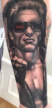 Kat best of tattoo geek terminator