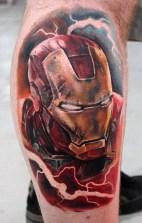 Jordan Croke best of tattoo iron man