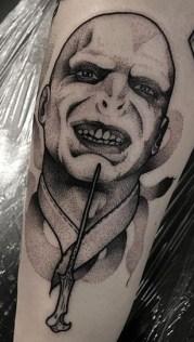 hanmaude Best of Tattoo Harry Potter