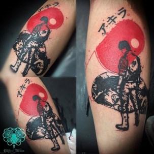 Jasmine Chopstix Tattoos best of tattoo geek akira