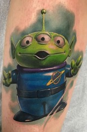 Kevin-2SO Furness Best of Tattoo Toy Story