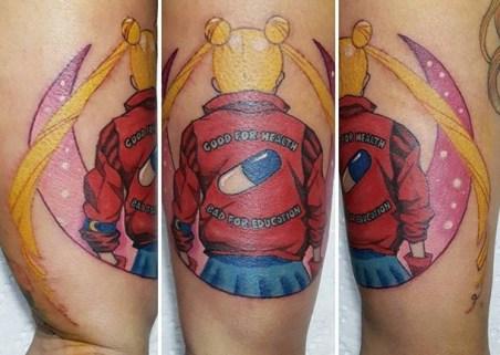 Pablo Moreno best of tattoo geek akira