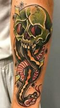 Zack Levey Best of Tattoo Harry Potter