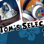 Tom's Selec #206 : Geek'em All !!