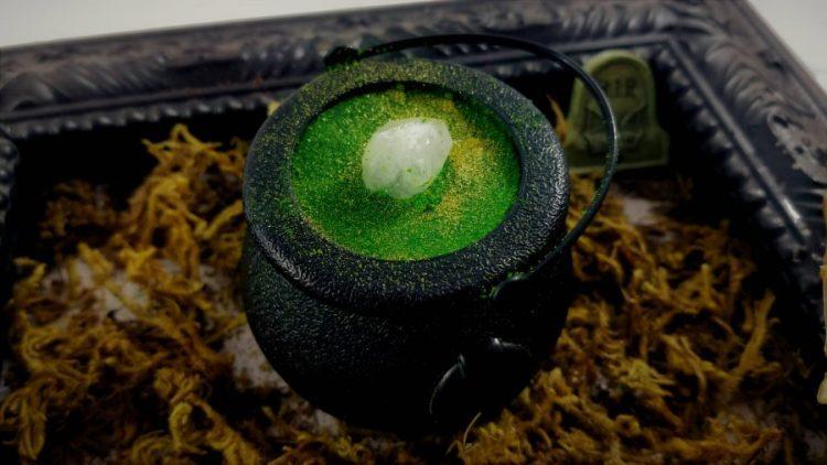 Tom's Selec - bathbomb chaudron