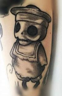 Jay best of tattoo corpse bride tim burton