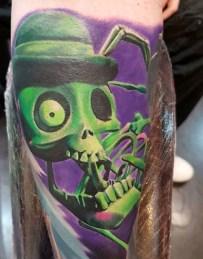 Keith Murphy best of tattoo corpse bride tim burton