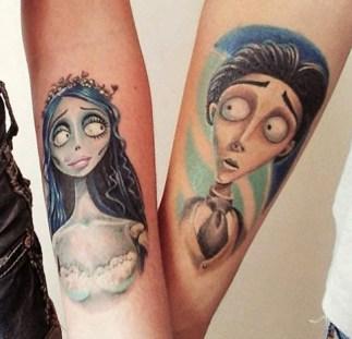 Ksu Tattoo best of tattoo corpse bride tim burton