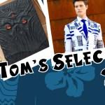 Tom's Selec #209 : Geek'em All !!