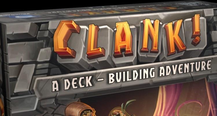 Clank !