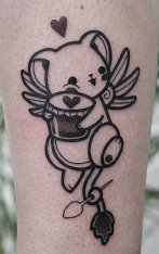Hugo Best of Tattoo Sakura Card Captor manga tattoo geek