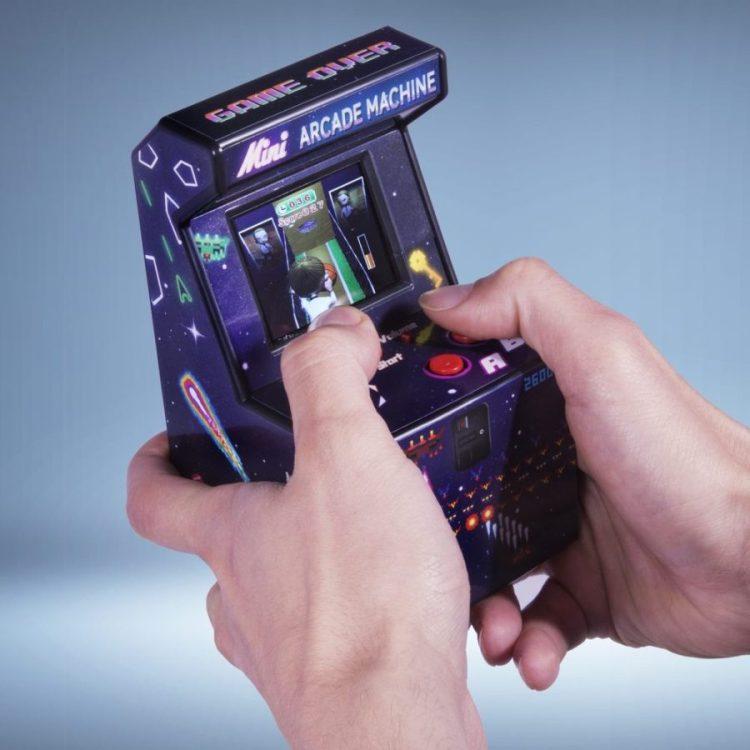 Tom's Selec - mini arcade machine