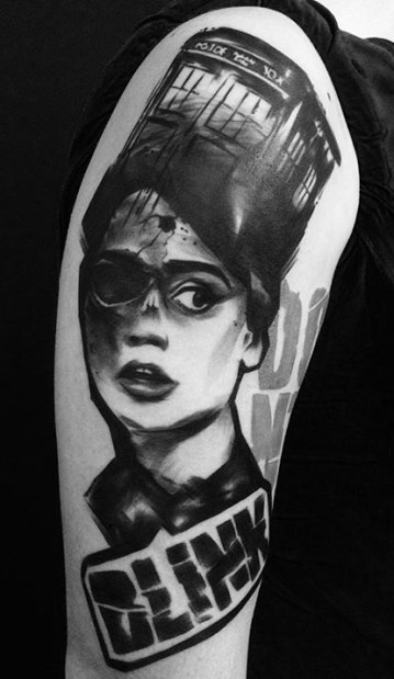 best of tattoo dr who geek dans la peau