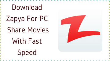 Zapya Free Download For PC Full Version | Share Anything Instantly