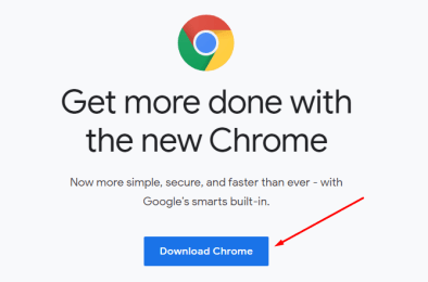 Download Chrome Brower