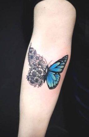 Sunflower tattoos ideas for women (20)