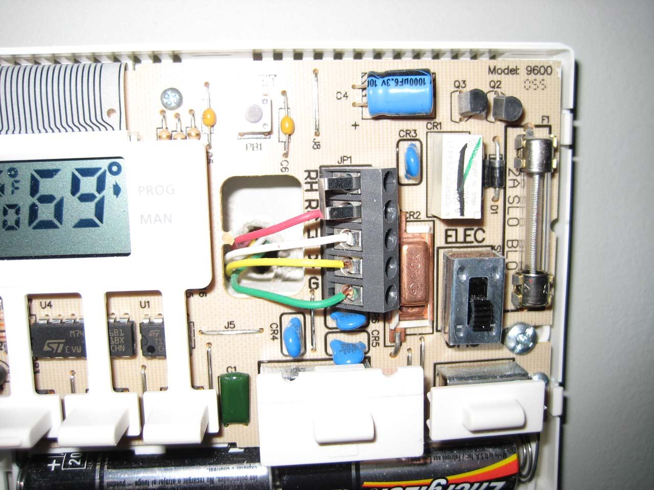 robertshaw 9500 thermostat wiring diagram carrier weathermaker 8000 parts maple chase 37