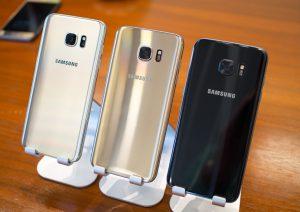 Samsung Galaxy S7 Colors