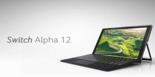 Acer's Aspire Switch Alpha 12