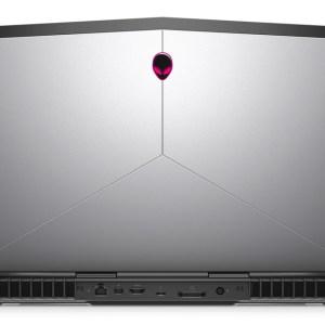Rear Look Of Alienware 15 & 17