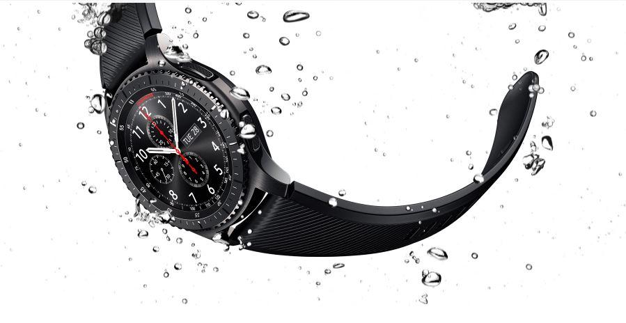 Samsung Gear S3: Super-Sized GPS Watch In IFA 2016