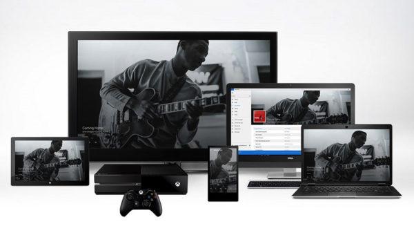 Groove Music Windows App