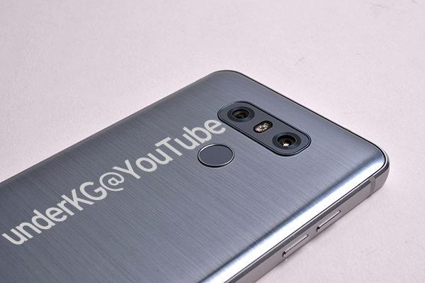 LG G6 Leaks From Under KG Design Leaks