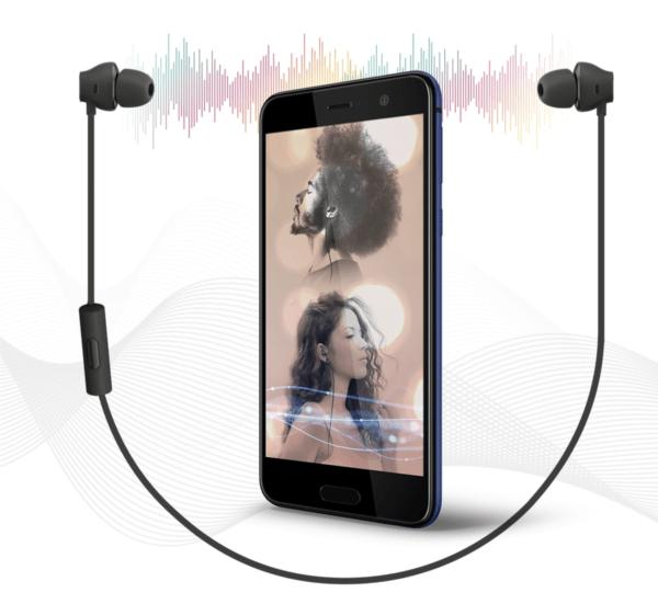 HTC U Play Boom Audio