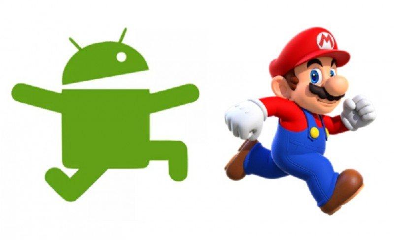 Super Mario Android Release