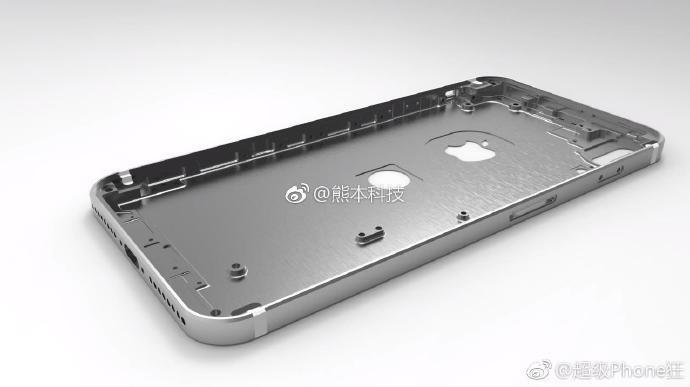 iPhone 8 Body Design Leak