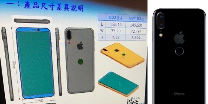 Apple iPhone 8 Leaked Schematics