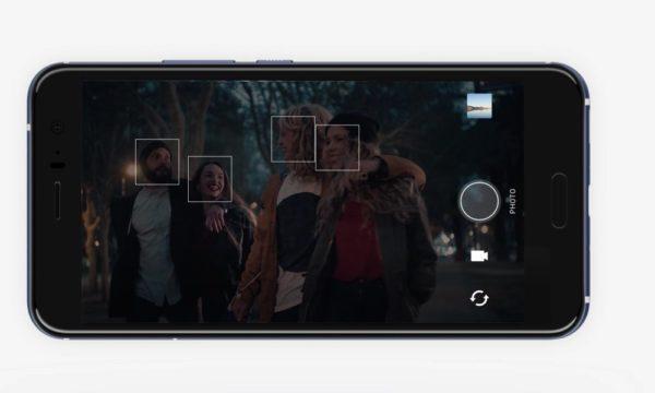 HTC U11 Speed Focus Camera