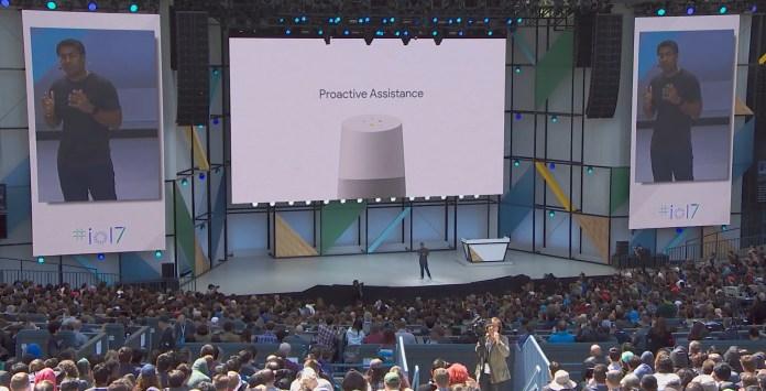 Google Assistant Feature At Google I/O 2017