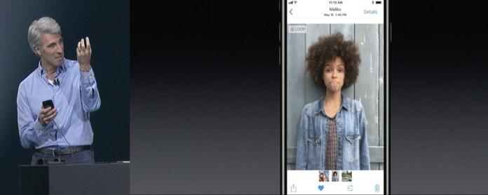 iOS 11 Live Photos App