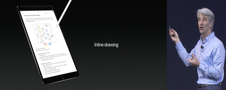 iOS 11 iPad New The Dock