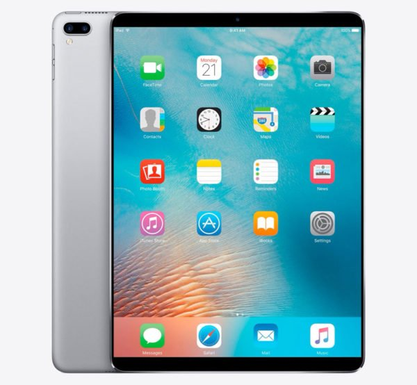iPad Pro 10.5-inch Concept Images
