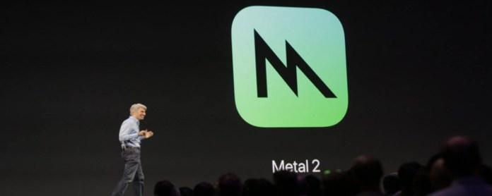 macOS High Sierra Metal 2 Improvement