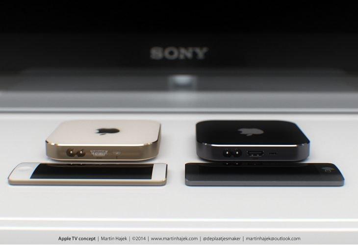 Apple TV 5th Gen Design Concept