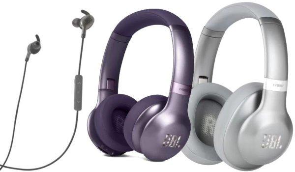 JBL, JBL Everest 310GA On-Ear Headphones, JBL Everest 710GA Around-Ear Headphones, JBL Everest 110GA In-Ear Headphones, JBL Xtreme 2 Speakers, JBL Clip 3 Speakers, JBL Go 2 Speakers, Specifications, Price, Availability, JBL At CES 2018, JBL Products At CES 2018