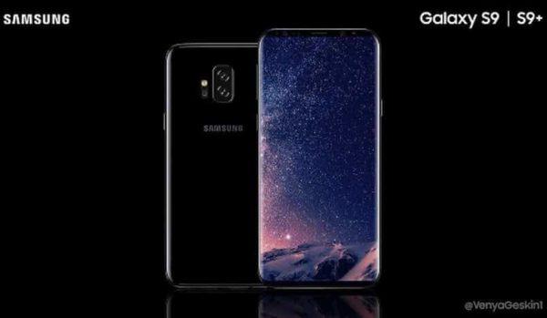 Samsung Galaxy Sneak Peek At CES 2018
