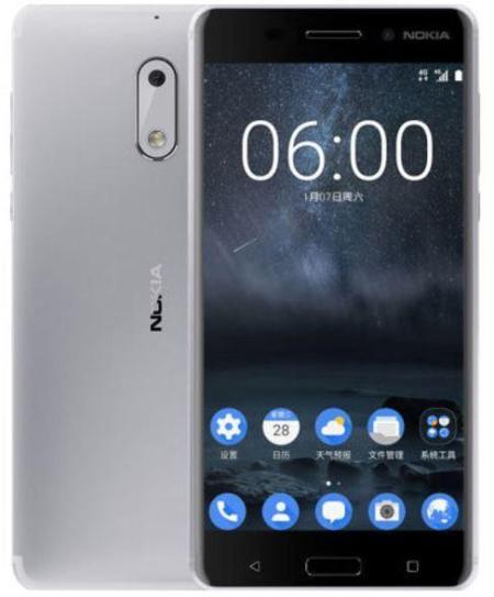 Nokia 6 Specs Version 2