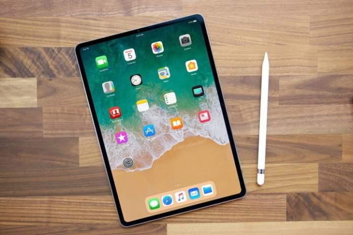 iPad Pro 2018 Apple Pencil 2