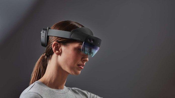 HoloLens 2 Demonstration For User