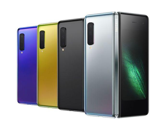 Samsung Galaxy Fold Colors