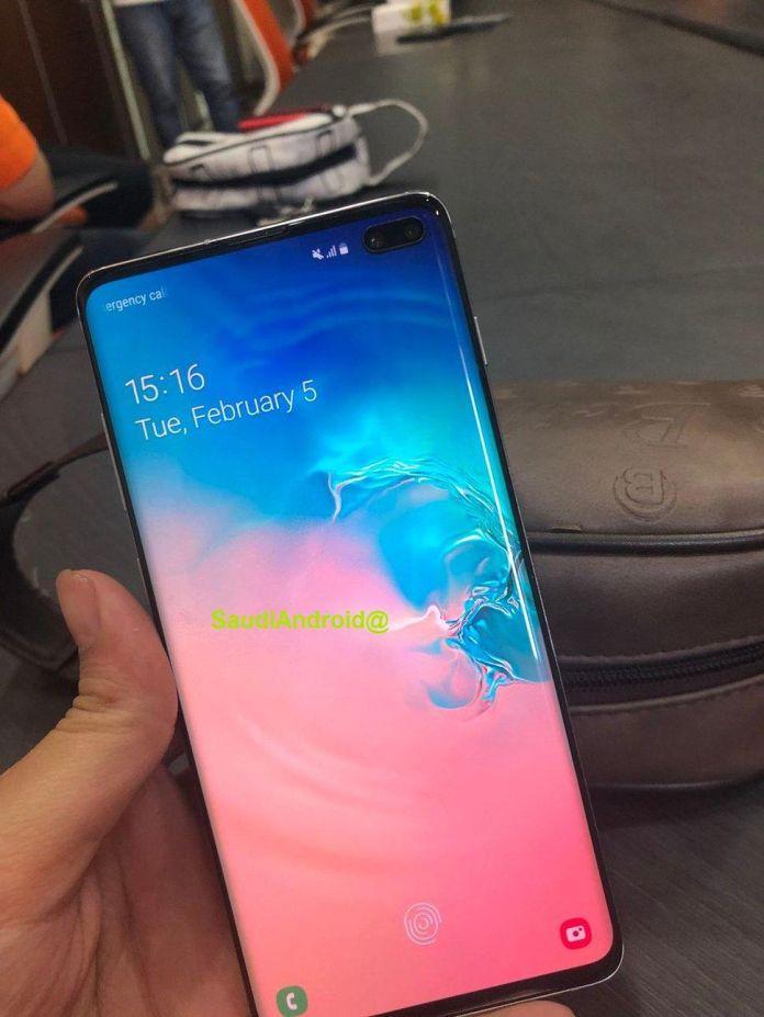 Samsung Galaxy S10 Plus Leak Images