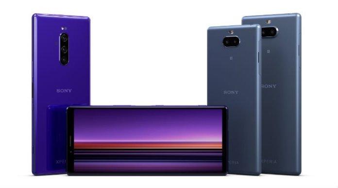 MWC 2019 Sony Xperia Launch